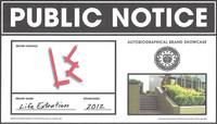PUBLIC NOTICE -- Life Extention