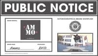 PUBLIC NOTICE -- Ammo