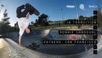 IN TRANSITION -- Ronnie Sandoval