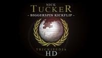 TRICKIPEDIA -- Biggerspin Kickflip