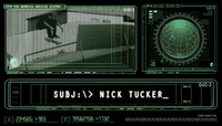 SUBJECT: NICK TUCKER