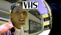 VHS - Pat Duffy -- Plan B - Questionable - 1992