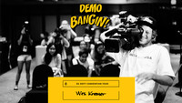 DEMO BANGIN! -- Wes Kremer