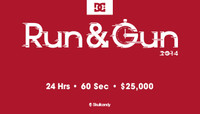 RUN & GUN  -- Final Weekend To Score