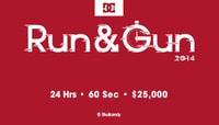 RUN & GUN  -- Final Weekend To Score