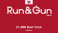 RUN & GUN -- Best Trick