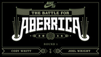 BATTLE FOR ABERRICA -- Cody Whitt vs Joel Wright