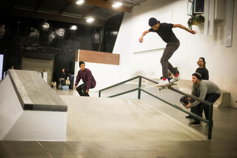 YOONIVISION -- Nike SB Skate Free Wear Test