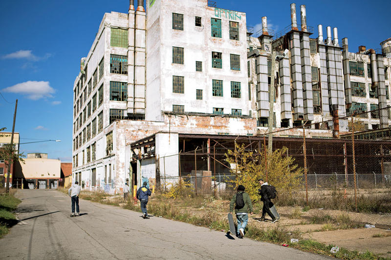 RUST BELT BOON -- In Photos