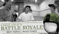 BATTLE ROYALE -- Brett Heinis vs Drake Flores