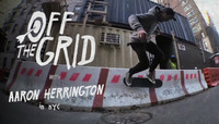 OFF THE GRID -- with Aaron Herrington in NYC