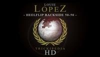 TRICKIPEDIA -- Heelflip Backside 5050