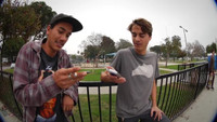 GRAM YO SELFIE -- with Blake Carpenter and Jeremy Leabres at Cherry Park