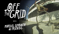 OFF THE GRID -- with Marius Syvanen and Friends