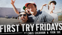 FIRST TRY FRIDAY -- Chris Colbourn & Yoon Sul