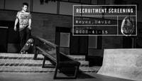RECRUITMENT SCREENING -- David Reyes