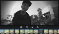 GRAM YO SELFIE -- Nyjah Huston in the Streets