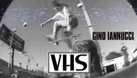 VHS - GINO IANNUCCI -- Chocolate - The Chocolate Tour - 1999