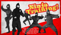 NINJA TRAINING 2 -- Silent But Deadly