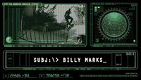 SUBJECT: BILLY MARKS