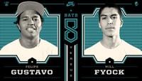 BATB 8 -- Felipe Gustavo vs. Will Fyock