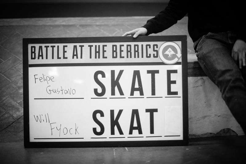 YOONIVISION -- Battle At The Berrics 8 - Week 2