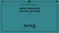 PRE-GAME INTERVIEW -- Eric Koston vs. Miles Silvas