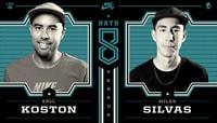 BATB 8 -- Eric Koston vs. Miles Silvas