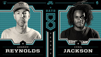 BATB 8 -- Andrew Reynolds vs. Cyril Jackson