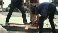 LEVI'S SKATEBOARDING IN OAKLAND - TOWN PARK STORY