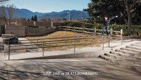 ONE DAY IN SKATEBOARDING -- JUST THE TRICKS