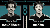 BATB 8 -- Bastien Salabanzi vs. Chris Chann
