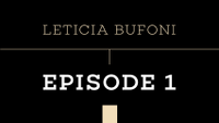 PUSH - LETICIA BUFONI -- Episode 1