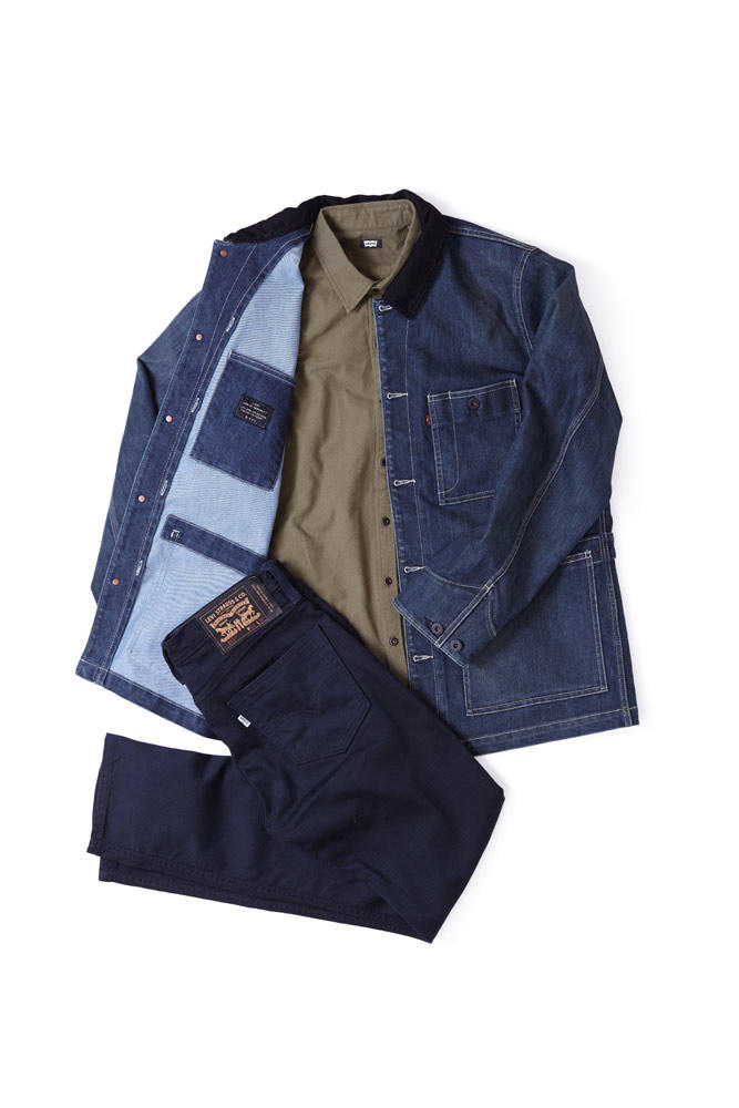 LEVI'S FALL 2015 COLLECTION PREVIEW