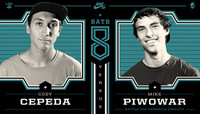 BATB 8 -- Cody Cepeda vs. Mike Piwowar