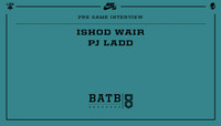 PRE-GAME INTERVIEW -- Ishod Wair vs. PJ Ladd