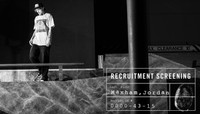 RECRUITMENT SCREENING -- Jordan Maxham