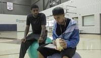 ERIC KOSTON SCHOOLS KYRIE IRVING IN BASKETBALL FOR SKULLCANDY
