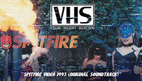 VHS -- THE SPITFIRE VIDEO - 1993