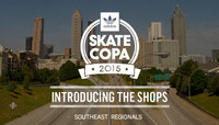 ADIDAS SKATE COPA 2015 -- Introducing The Shops From The Southeast Region