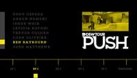 PUSH - BEN RAYBOURN -- Episode 2
