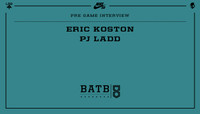 PRE-GAME INTERVIEW -- Eric Koston vs. PJ Ladd
