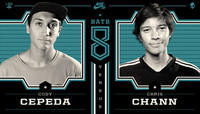 BATB 8 -- Cody Cepeda vs. Chris Chann