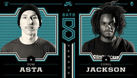BATB 8 -- Tom Asta vs. Cyril Jackson