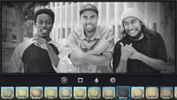 GRAM YO SELFIE -- with Eric Koston & Nike SB App Users