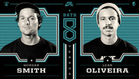 BATB 8 -- Morgan Smith vs. Luan Oliveira