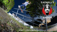 VOLCOM WILD IN THE PARKS -- CASWELL'S CHOICE - STOP 1