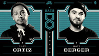 BATB 8 -- Chaz Ortiz vs. Matt Berger