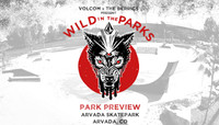 VOLCOM WILD IN THE PARKS -- Park Preview - Arvada, CO