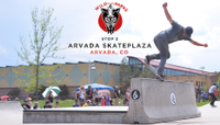 VOLCOM WILD IN THE PARKS -- Stop 2 - Arvada Park - Arvada, CO